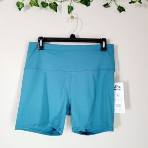 RBX Biker shorts leggings tummy control